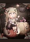Rin Pumpkin Chibi - 2018 (Card Version) by devicatoutlet