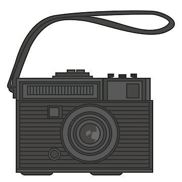 Vintage Camera - Photographer by ingeniusproduct