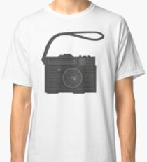 Vintage Camera - Photographer Classic T-Shirt