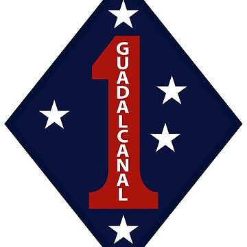 1st Marine Guadalcanal by jcmeyer