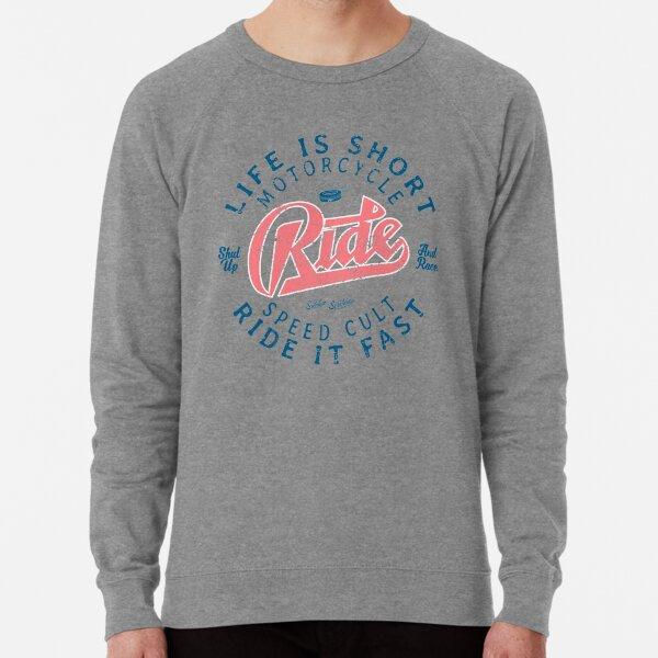 Motorcycle Speed Cult Lightweight Sweatshirt