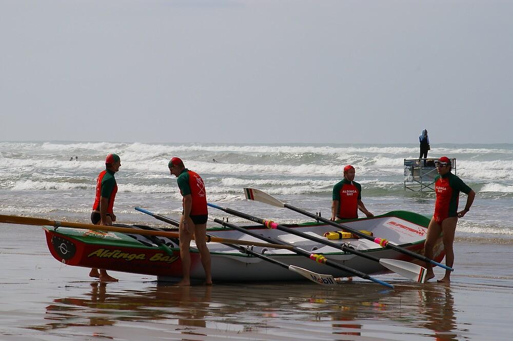long boats  by janfoster