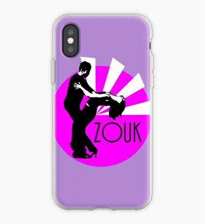 lets dance brasilian zouk iPhone Case