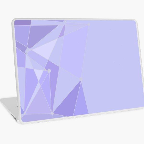 Tomorrowland Purple Wall Laptop Skin