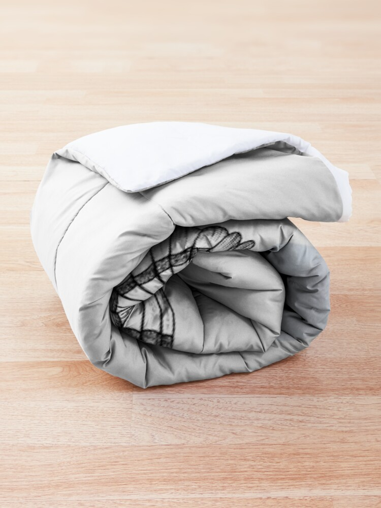 Alternate view of Mystic Owl Comforter