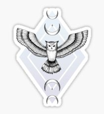 Mystic Owl Sticker