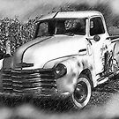 The Chevy Truck by KirtTisdale