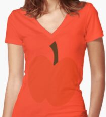Braeburn Women's Fitted V-Neck T-Shirt