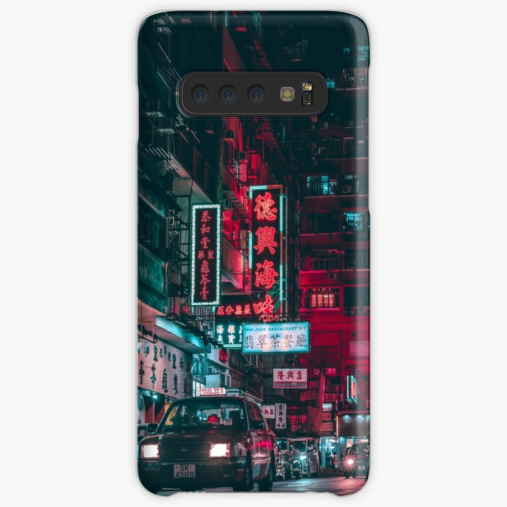 Tokyo Hülle & Klebefolie für Samsung Galaxy