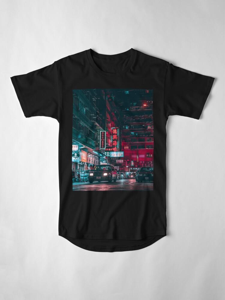 Alternative Ansicht von Tokyo Longshirt