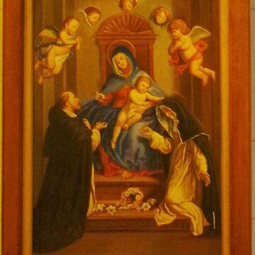Presentation Of Baby Jesus by lezvee