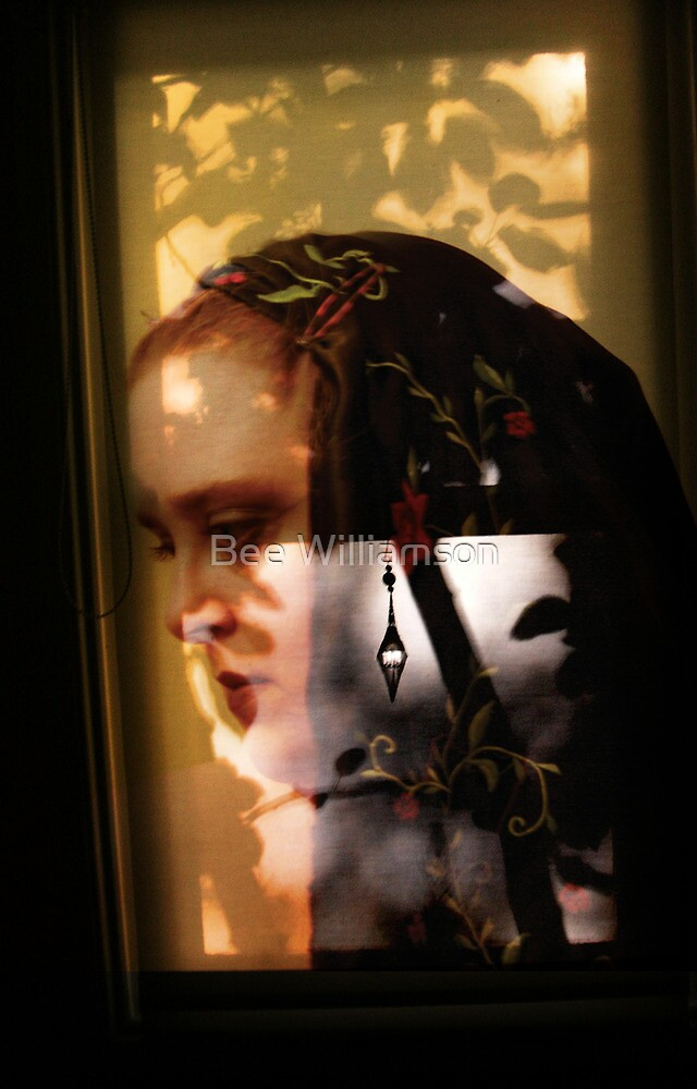Self Portrait - Mother (archetype) by Bee Williamson