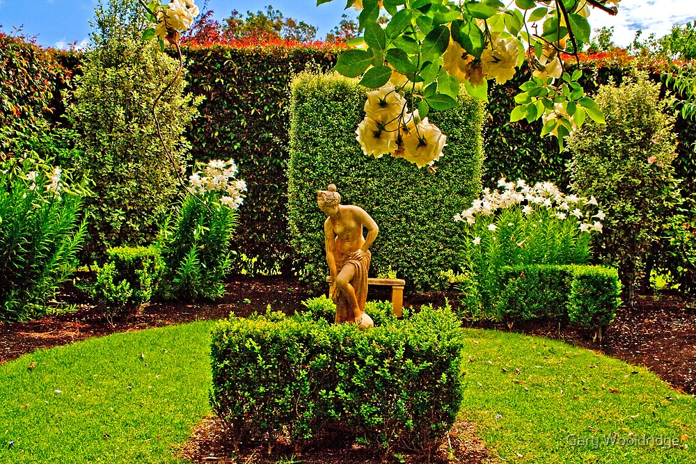 Rivendell Garden by Gary Wooldridge