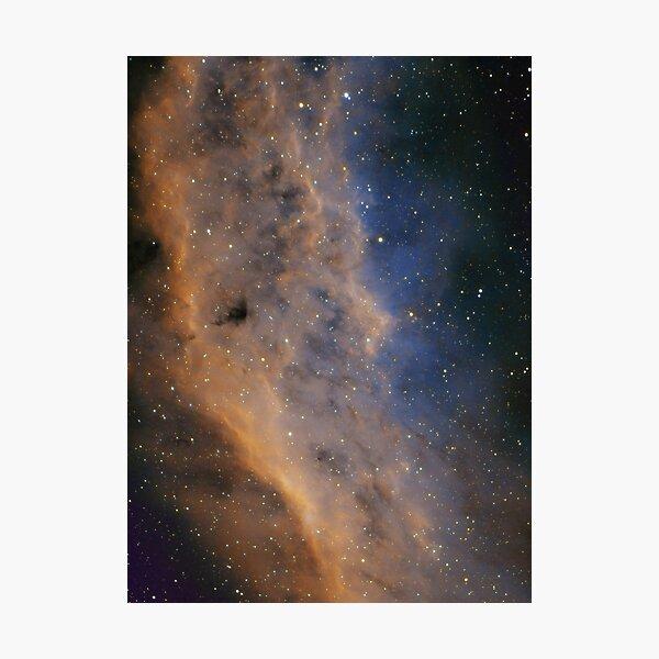 california nebula Photographic Print
