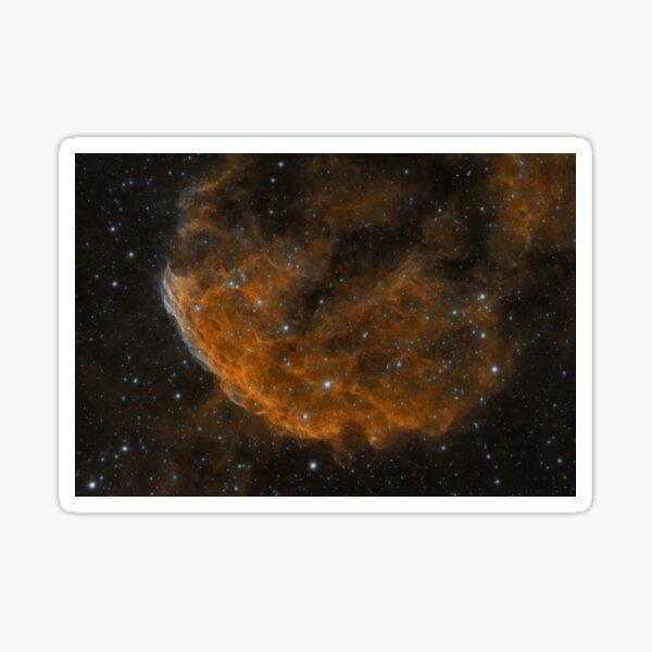 jellyfish nebula Sticker