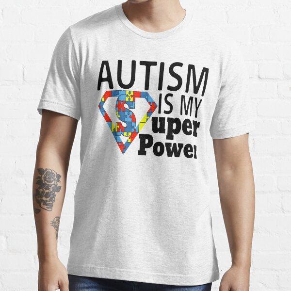 Autiste Star Wars T-shirt sensibilisation Autisme Soutien Adultes /& Enfants Tee Top