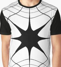 #blackandwhite #symmetry #lineart #structure #circle #monochrome #pattern #design #abstract #modern #shape #futuristic #art #illustration #vertical #photography #drawingartproduct #geometricshape #nop Graphic T-Shirt