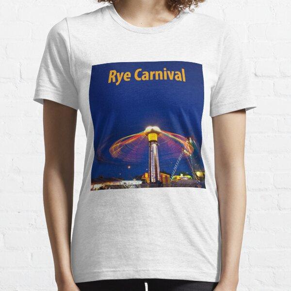 Rye Carnival 2010 Hurricane ride Essential T-Shirt