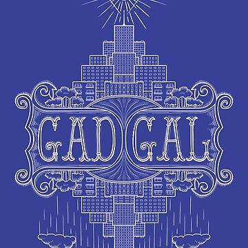 GAD Gal by MicahBot