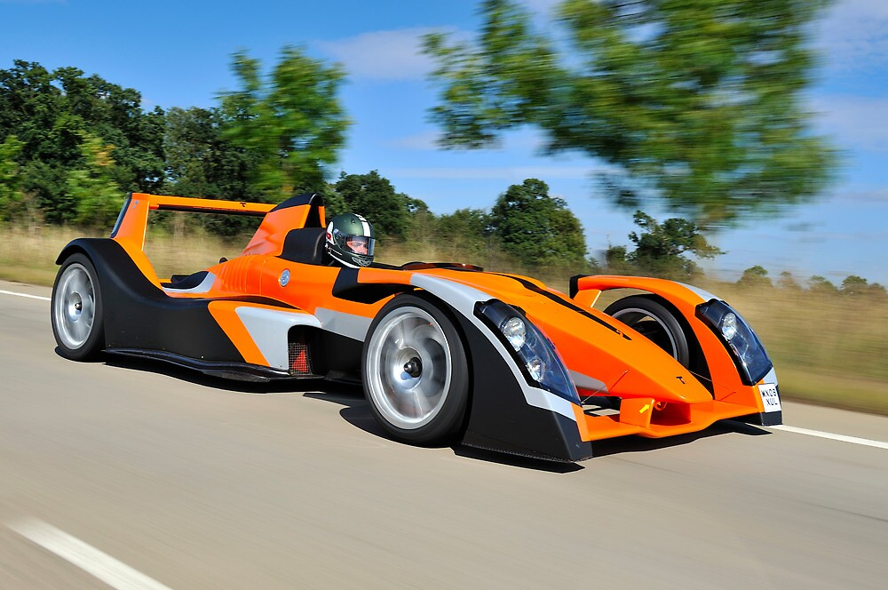 The Caparo T1 .... by M-Pics