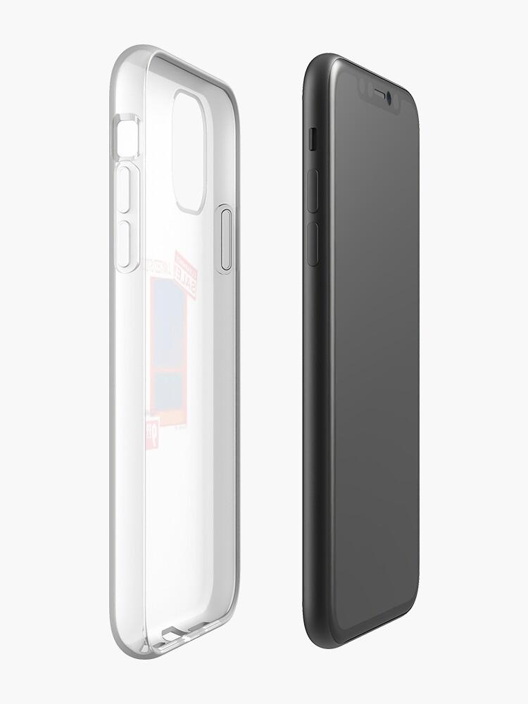 Coque iPhone «Un Rothko Black Friday», par bradygunson1998