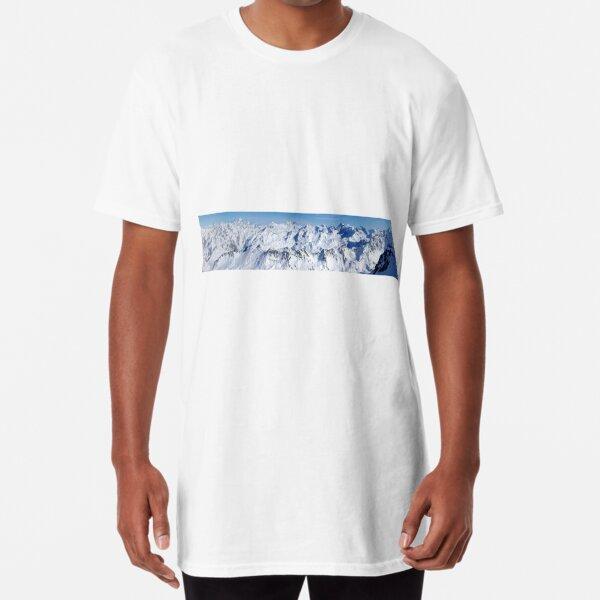 alpes panorama Long T-Shirt