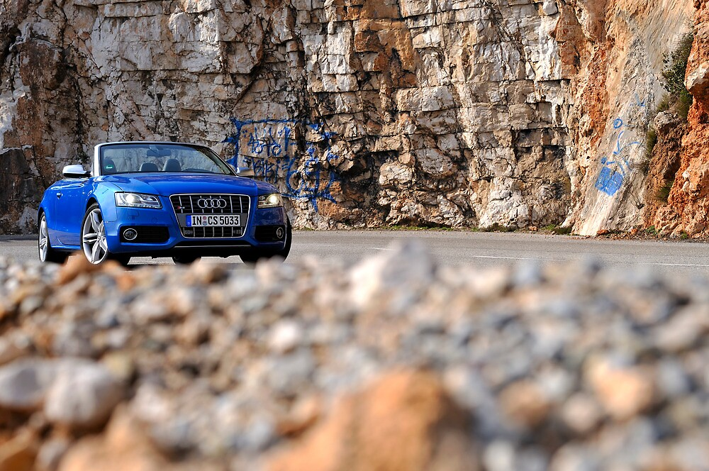 The Audi S5 Cabriolet .... by M-Pics