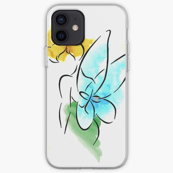 Watercolor Fairy iPhone Soft Case