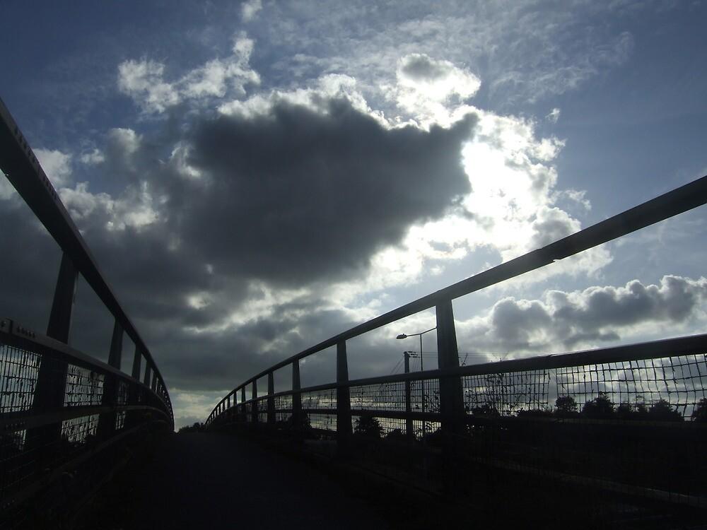 the bridge, hythe kent by kenkrash