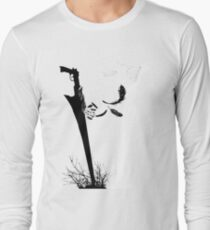 Final Fantasy VIII Blades of Rivals  Long Sleeve T-Shirt