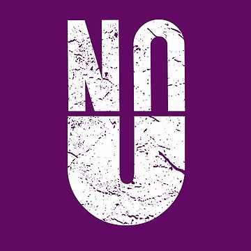 No u meme T-shirt. Perfect sarcastic designs  by MVArtStudio