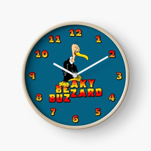 Beaky Buzzard Clock