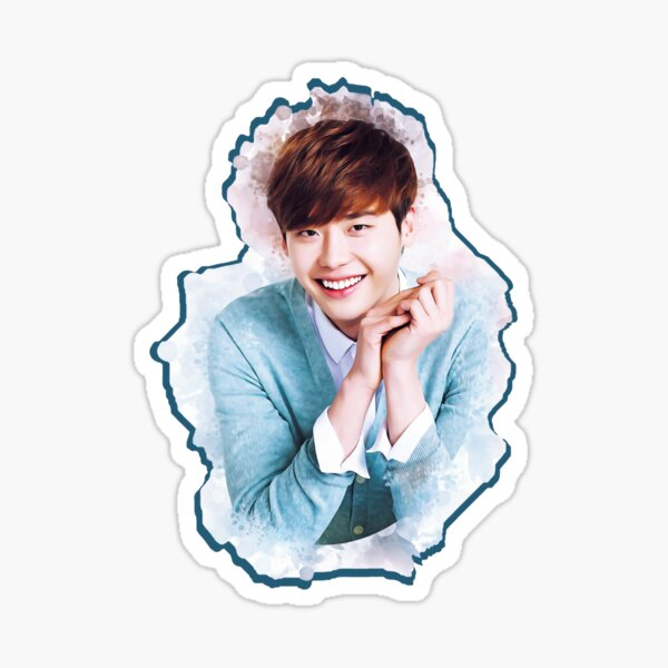 Lee Jong Suk Sticker