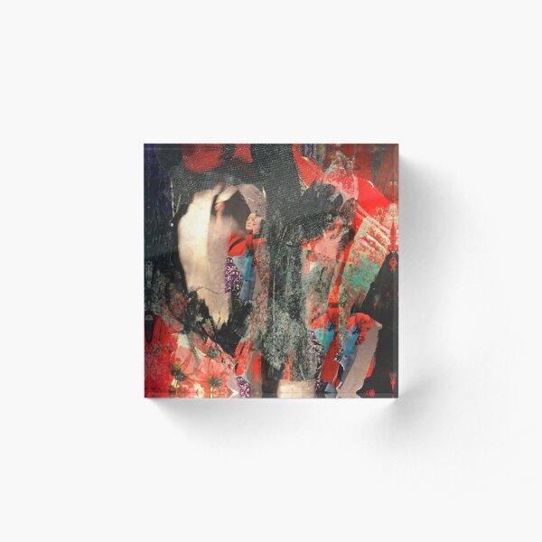 Catharsis No. 13B Acrylic Block