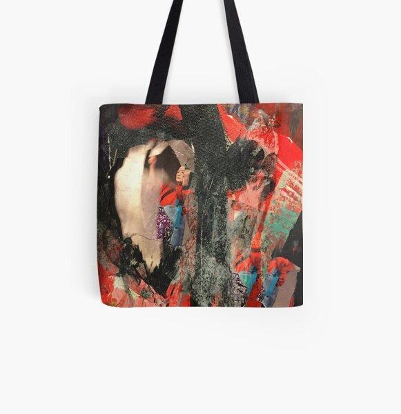 Catharsis No. 13B All Over Print Tote Bag
