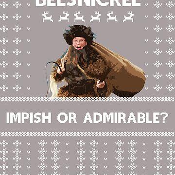 Impish or Admirable by buckwild