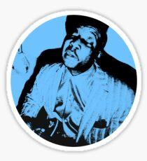 Muddy Waters - Legendary Bluesman Sticker