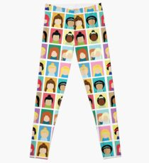 Princess Inspired Leggings