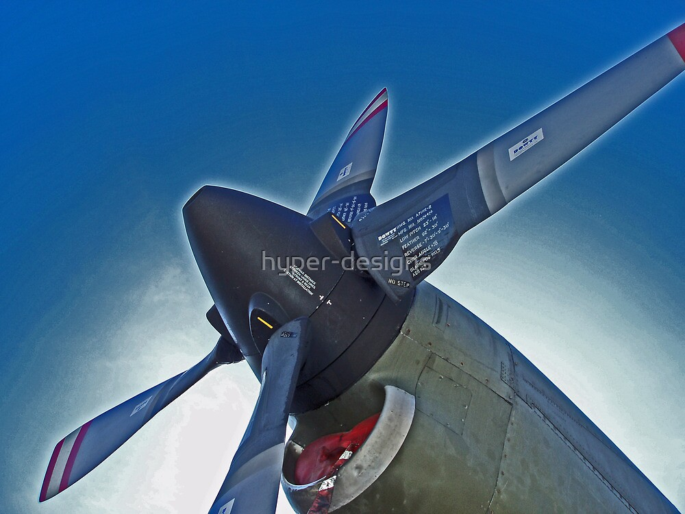 Propeller at Cambridge by hyper-designs