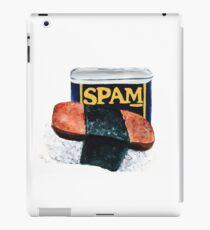 SPAM iPad Case/Skin