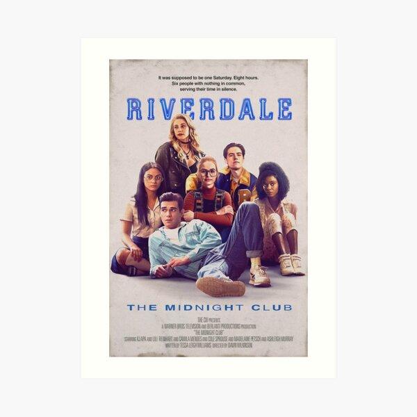 Riverdale - The Midnight Club Art Print
