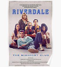 Riverdale - der Mitternachtsclub Poster