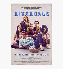 Riverdale - der Mitternachtsclub Fotodruck