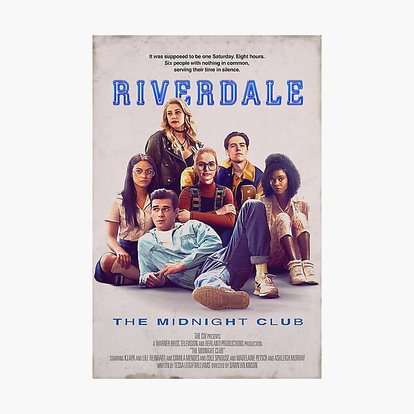 Riverdale - The Midnight Club Photographic Print