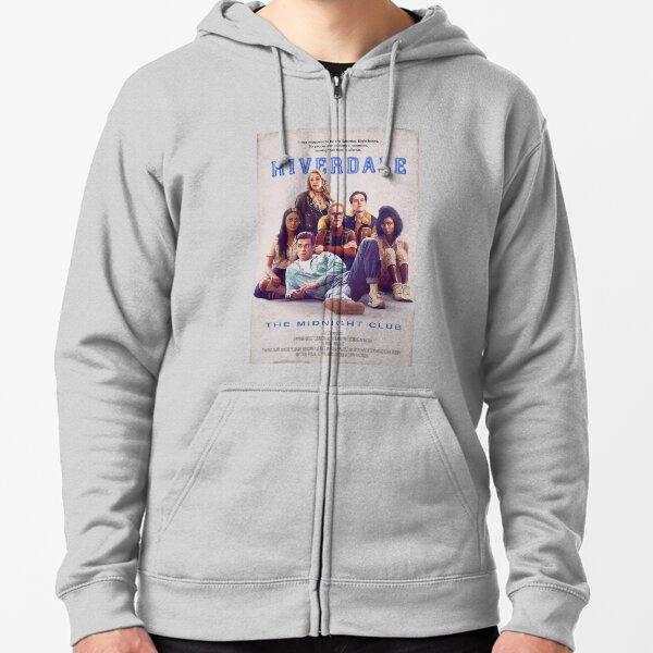 Riverdale - El Club de Medianoche Sudadera con capucha y cremallera
