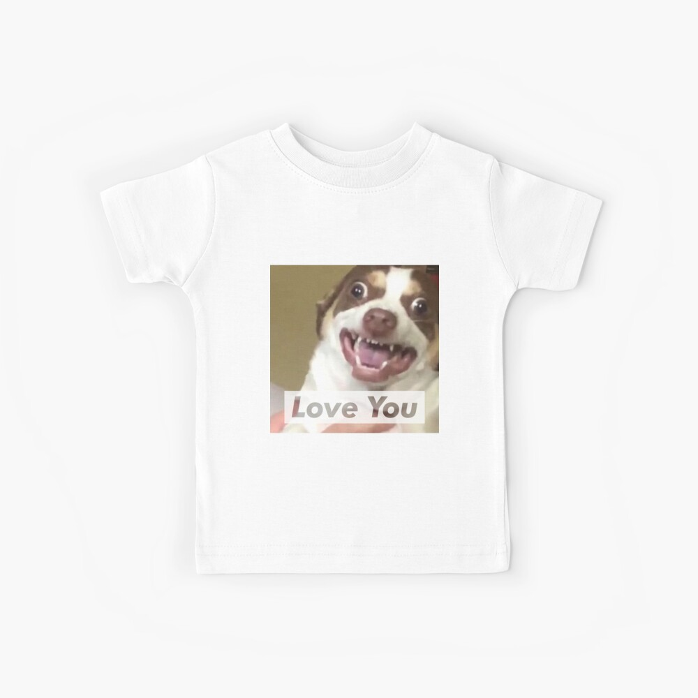 Mr Bubbs te ama! Camiseta para niños