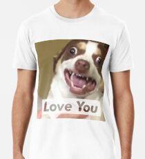 Herr Bubbs liebt dich! Premium T-Shirt
