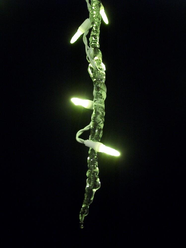 Icicle Light by Melody Jaske