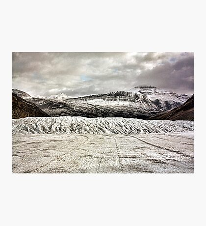 Glacier View Photographic Print