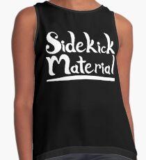 Sidekick Material  Sleeveless Top